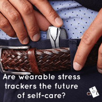 Are wearable stress trackers the future of self-care?