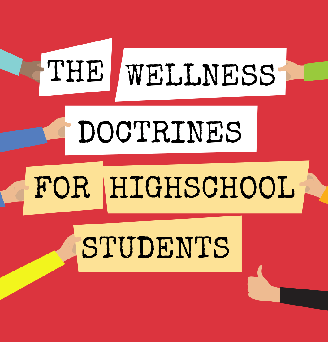 the-wellness-doctrines-for-high-school-students-book-cover